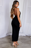 Bisous Dress - Black