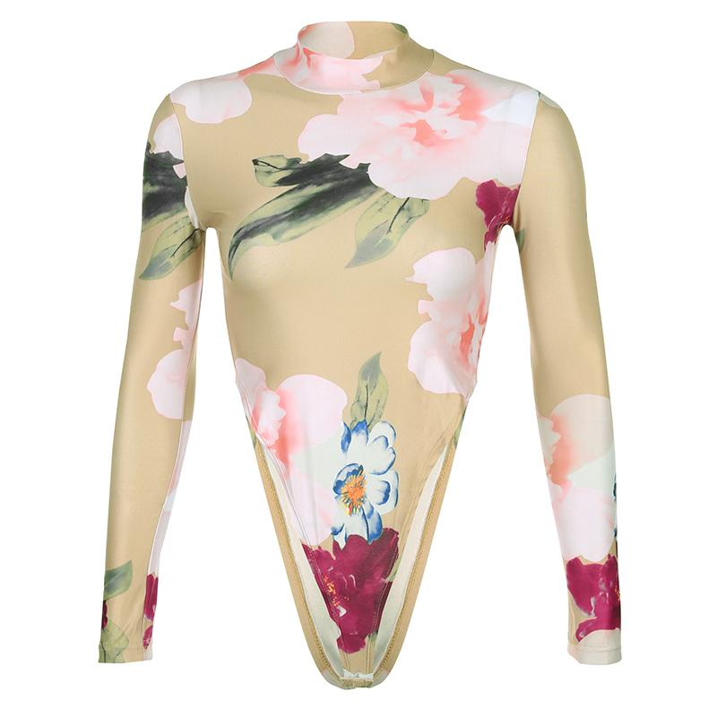 Flower Garden Bodysuit