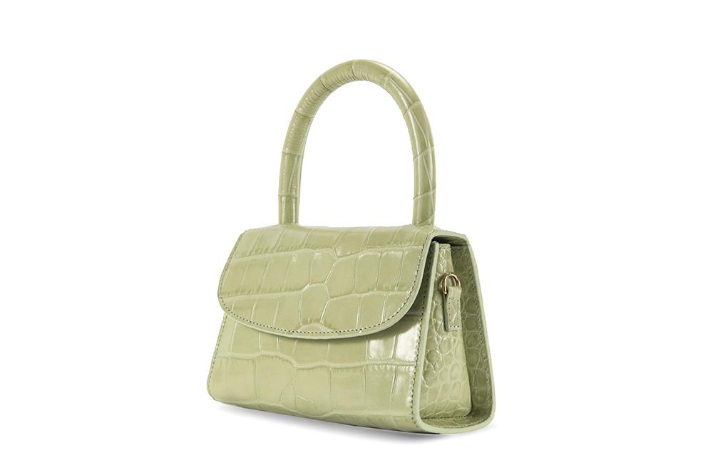Gaia Croc Mini Bag