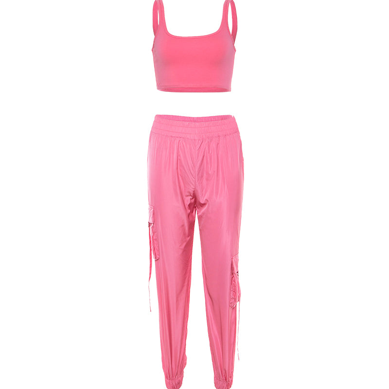 Arabella Matching Set - Pink