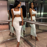 Teyana Midi Skirt Set