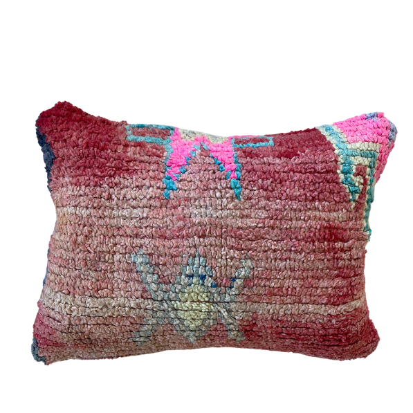"Boujad Moroccan Cushion - ""Gracen"""
