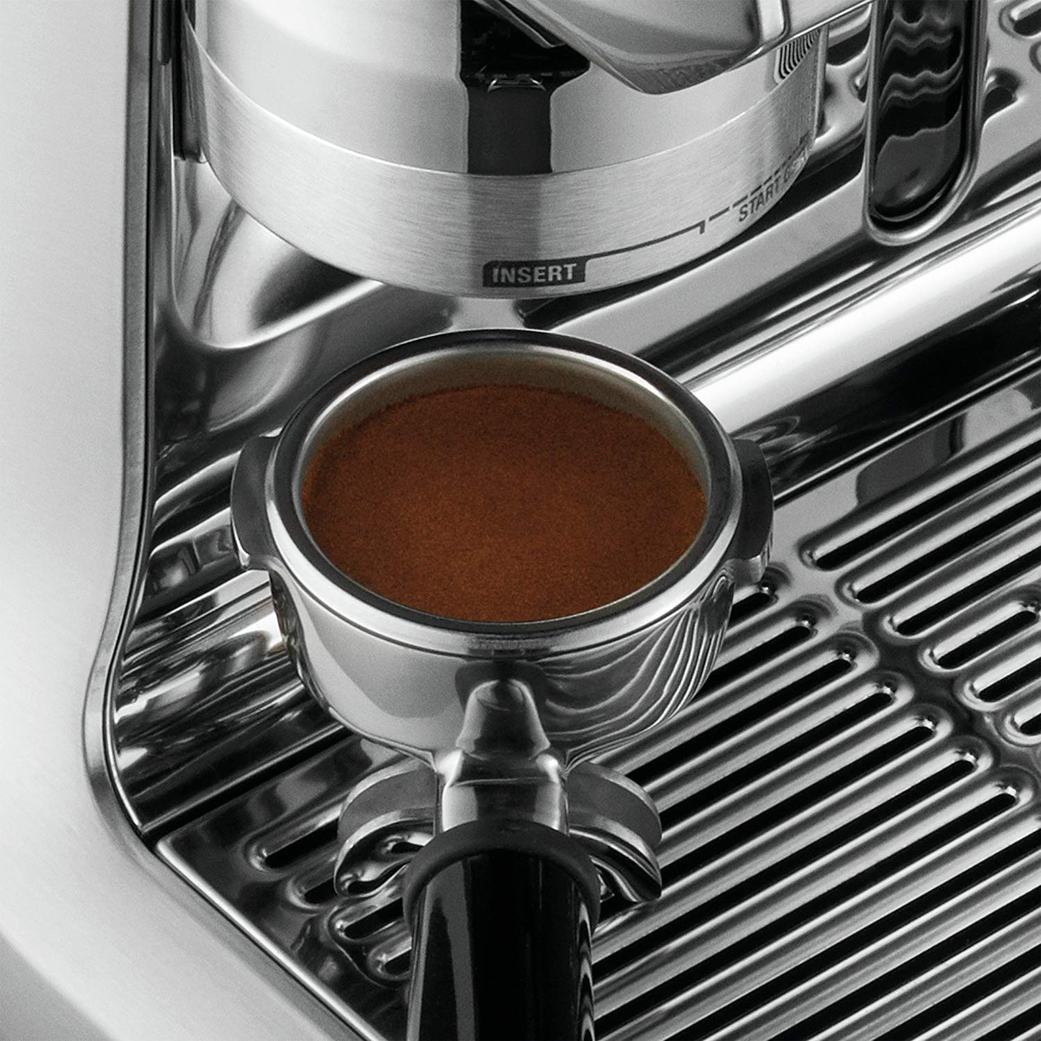 Breville BES990BSSUSC Fully Automatic Espresso Machine Oracle Touch