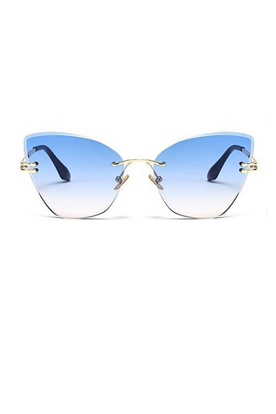 Cat Eye Gradient Sunglasses