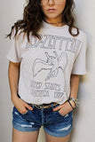 Led Zeppelin Short Sleeve T Shirt
