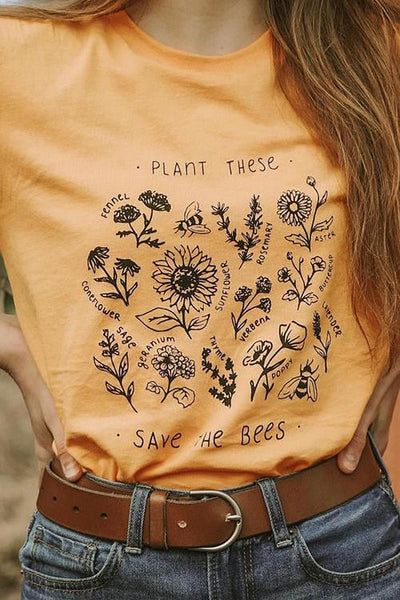 Plant These Short Sleeve T Shirt