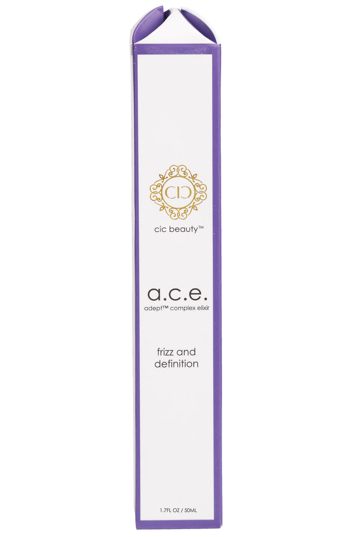 ace (Adept® Complex Elixir) Frizz සහ Definition Refill Re-Style / Hydrate / Fragrance
