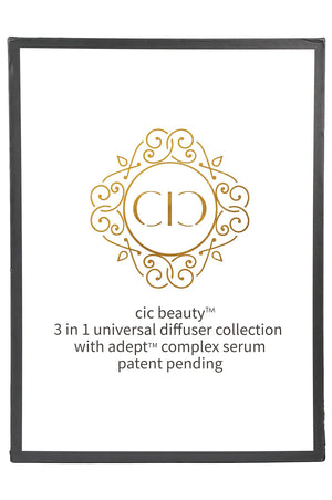 3-IN-1 UNIVERSAL DIFFUSER COLLECTION WITH ADEPT® COMPLEX SERUM
