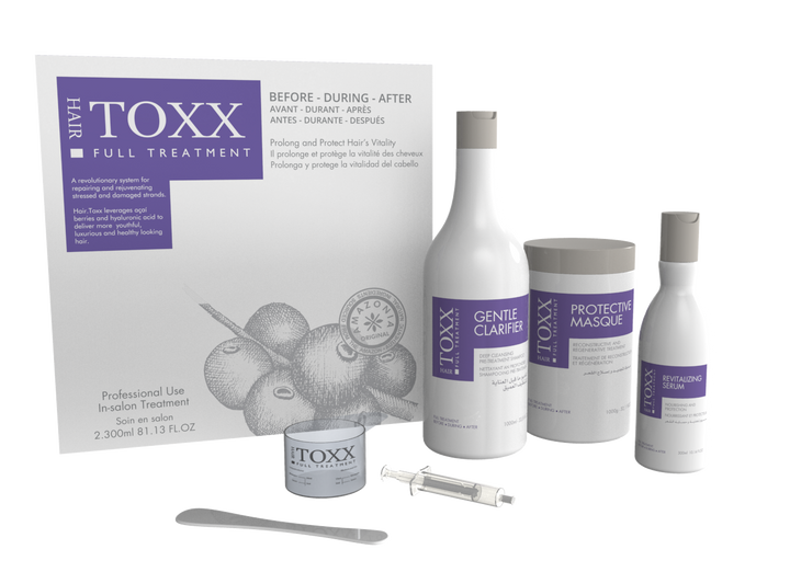 HAIR.TOXX RECOVERY CRYOTHERAPY TREATMENT-AVAILABLE FOR SALON PROFESSIONALS ONLY