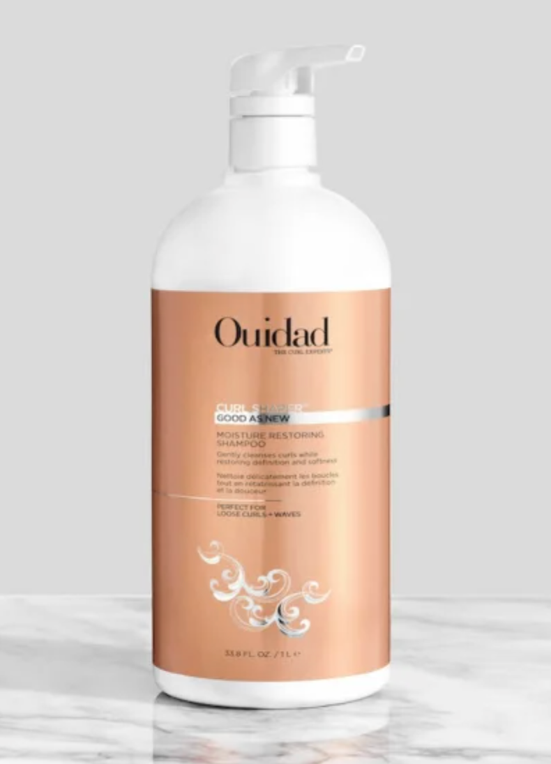 Curl Shaper™ Good As New Moisture Restoring Shampoo
