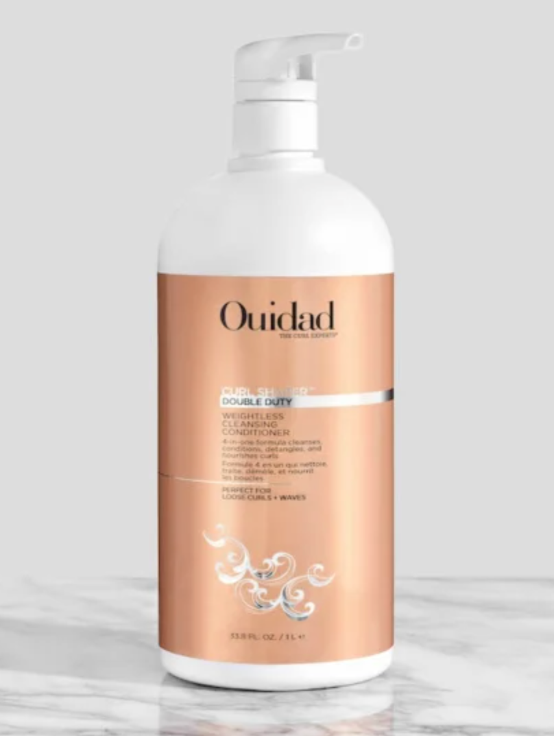 Curl Shaper™ Double Duty Weightless Cleansing Conditioner