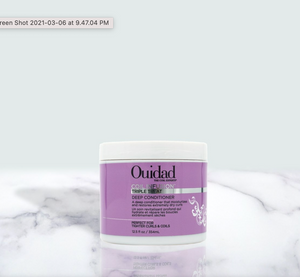 Coil Infusion ™ Triple Treat Deep Conditioner
