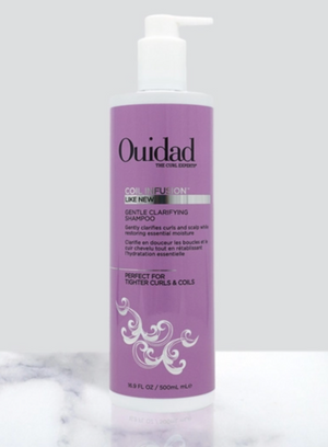 Coil Infusion ™ Like New Shampooing clarifiant doux