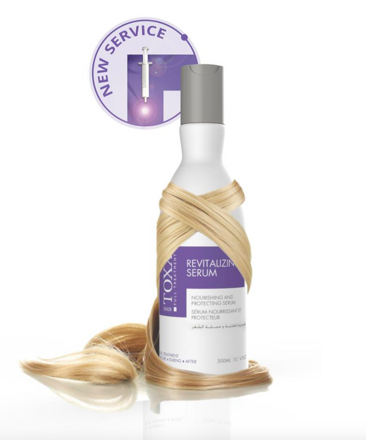 REVITALIZING SERUM - AVAILABLE FOR SALON PROFESSIONALS ONLY