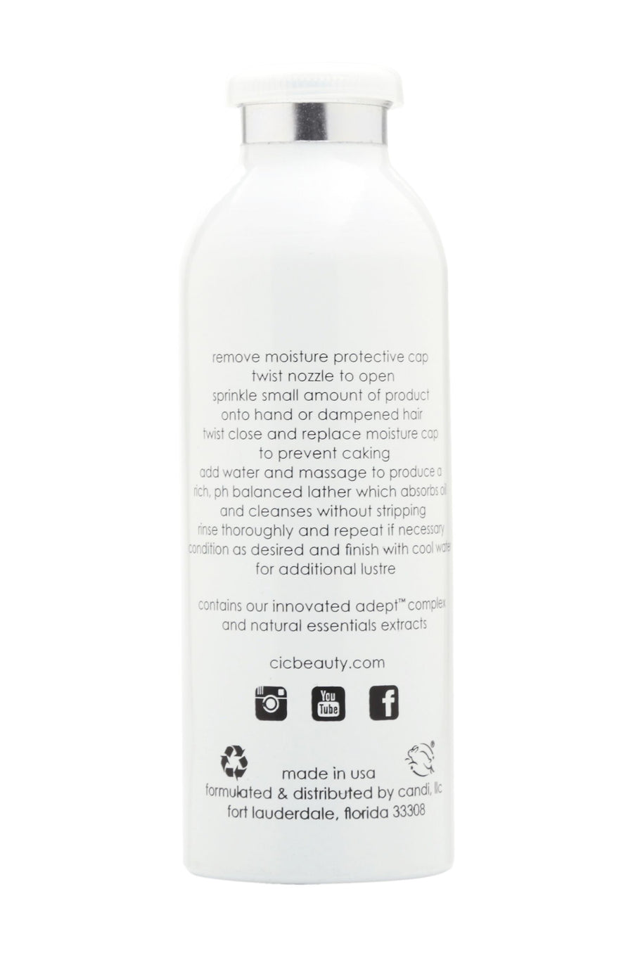 Neo Powder® Shampoo- A Water Activated Cleanser (buy 1 get one free- no coupon need)