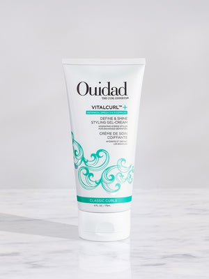 VitalCurl + Define & Shine Styling Gel-Cream