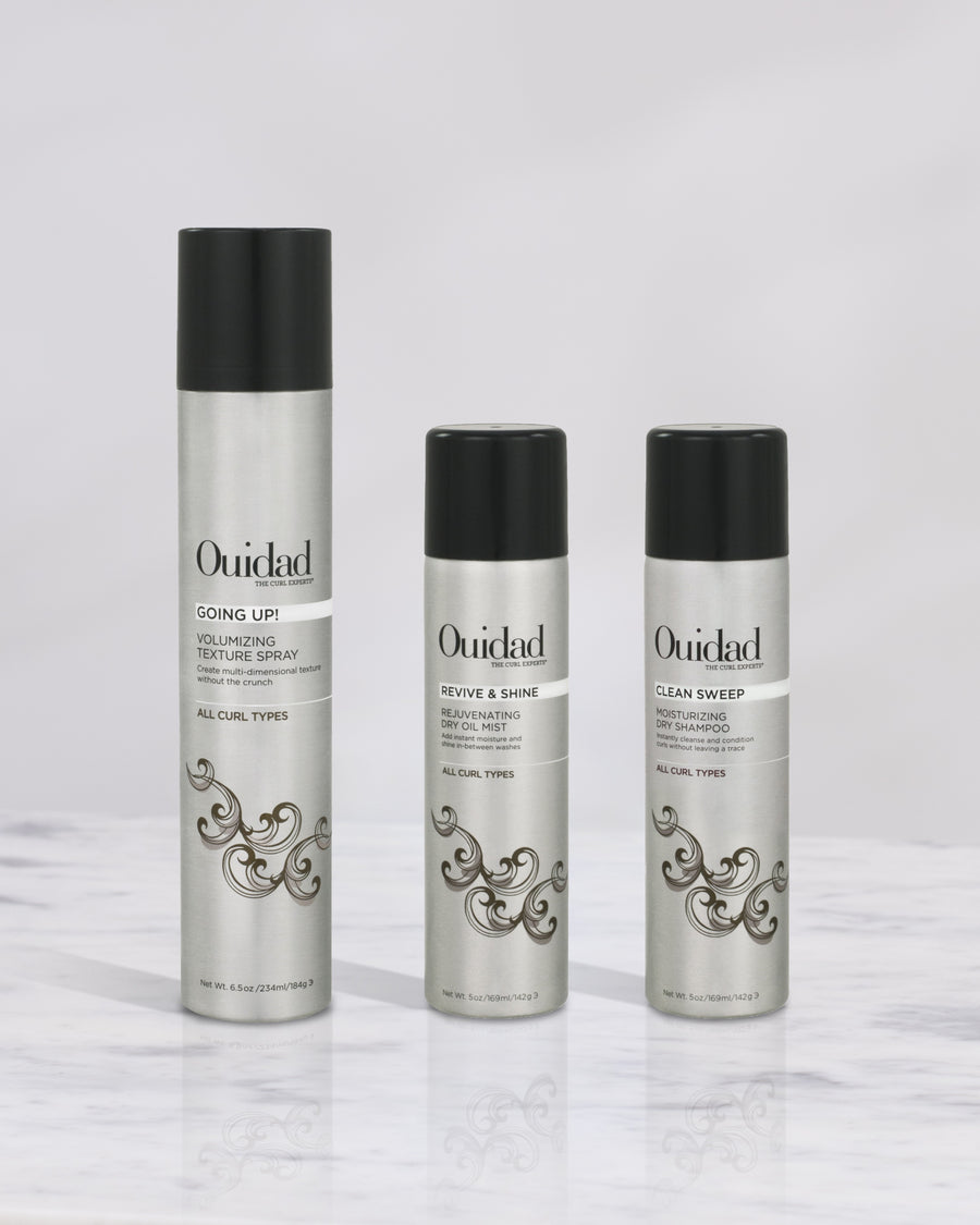 Clean Sweep Moisturizing Dry Shampoo