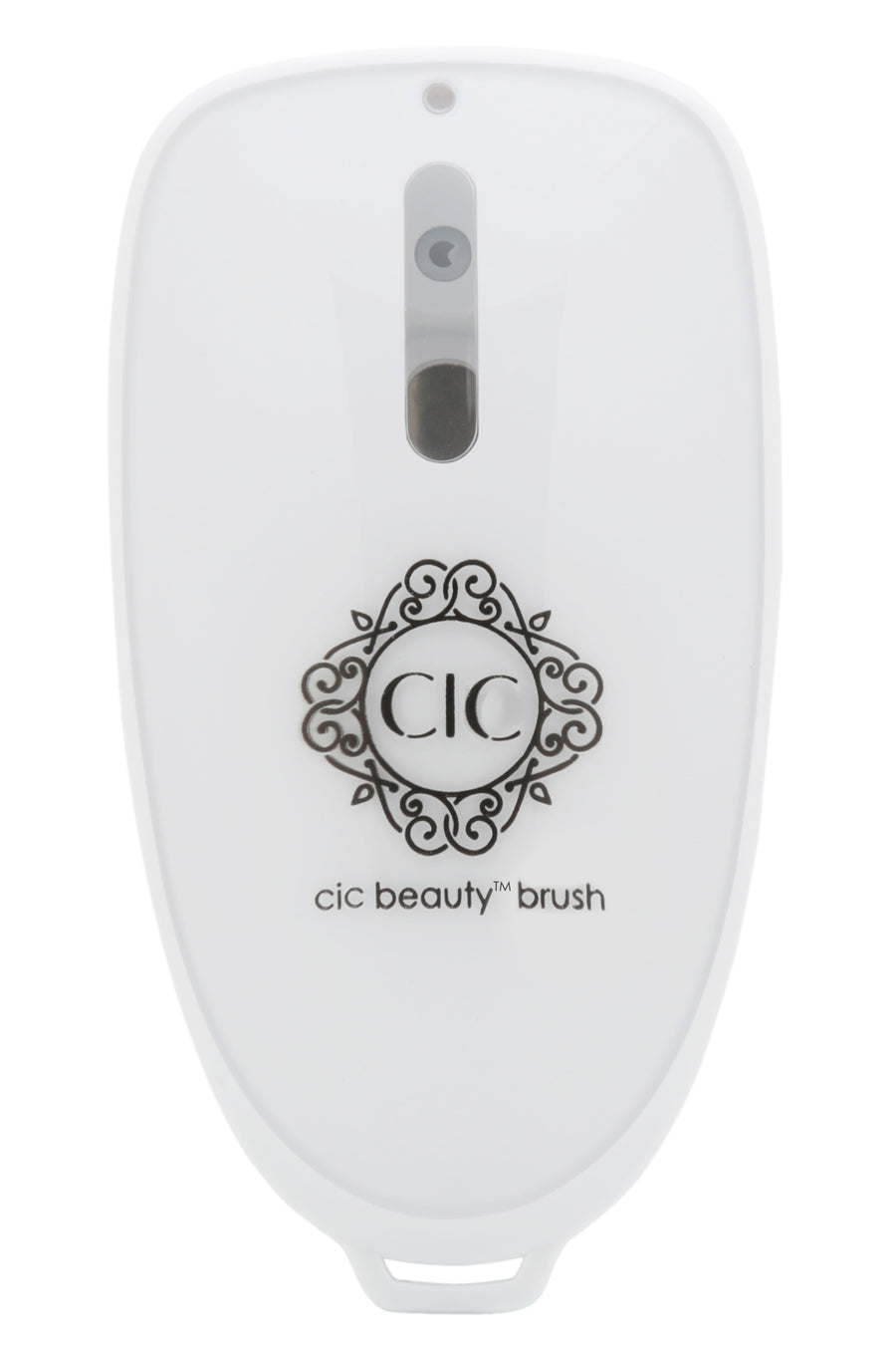 cic beauty brush, 4-in-one ultrasonic de-tangler, scalp massager and a.c.e. infuser (patent pending) (kit with charger and sample of a.c.e)