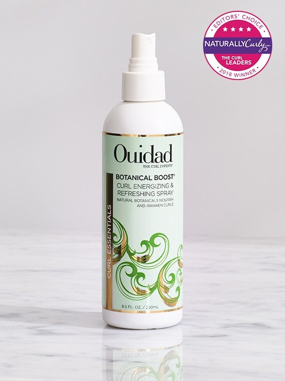 Botanical boost curl Energizing & Refresing Spray