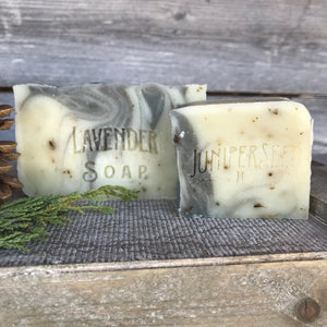 Lavender Bar Soap | Juniperseed Mercantile