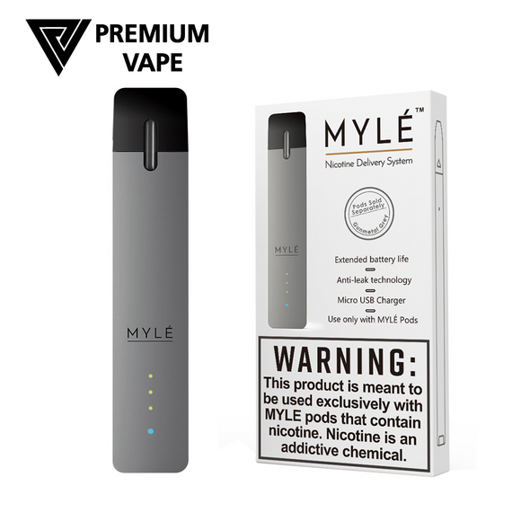 Myle Vape Pods and Devices