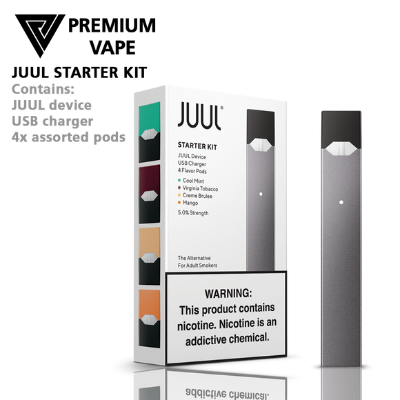 JUUL vape starter kit from Premium Vape NZ