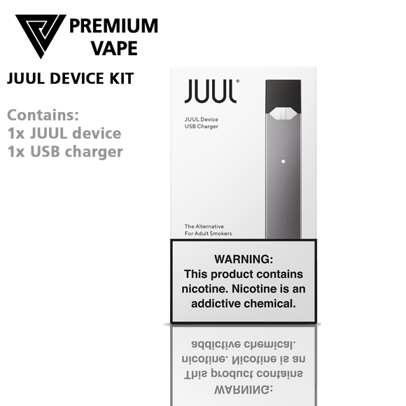 Juul device kit from Premium Vape NZ