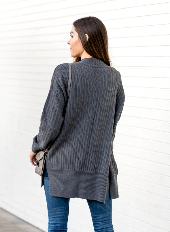 Patch Pockets Cardigan(LC270058-11-6)