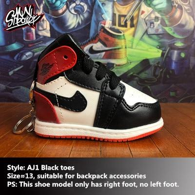 "Air ""Jordan 1"" Bag Charm / Display - AZOODEAL"