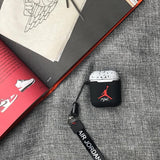 Cement Jordan AirPods Case - AZOODEAL