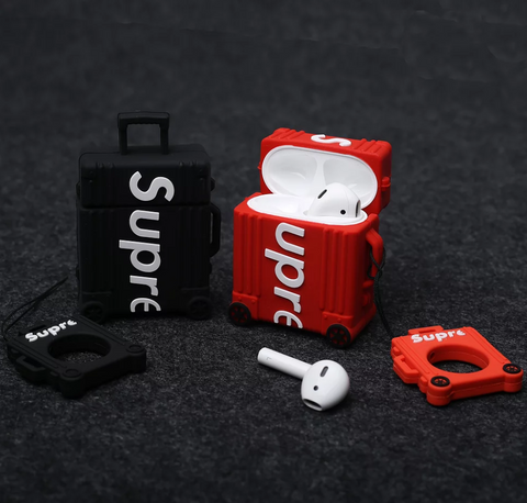 Supreme x Rimowa Apple AirPods Case - AZOODEAL