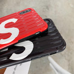 Supreme x Rimowa Inspired iPhone Case - AZOODEAL