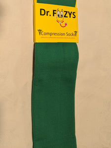 Compression Socks HUNTER GREEN  DFC-18