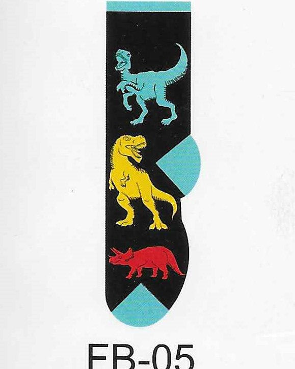 Dinosaur Kids Socks  FB-05
