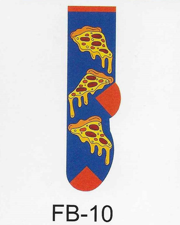 Pizza Kids Socks  FB-10
