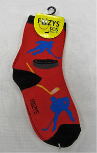 Hockey Kids Socks  FB-12