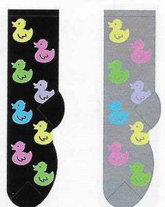 Colorful Duckies Socks  FC-106