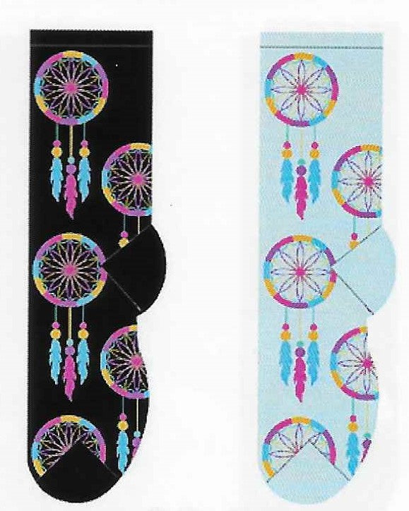 Dream Catcher Socks  FC-107