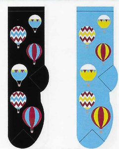 Hot Air Balloons Socks  FC-110