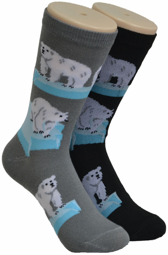 Polar Bear Socks   FC-203