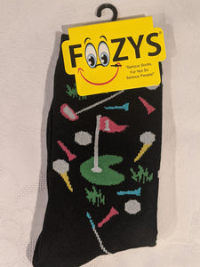 Golf Socks  FC-220