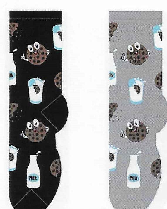 Milk & Cookies Socks  FC-26