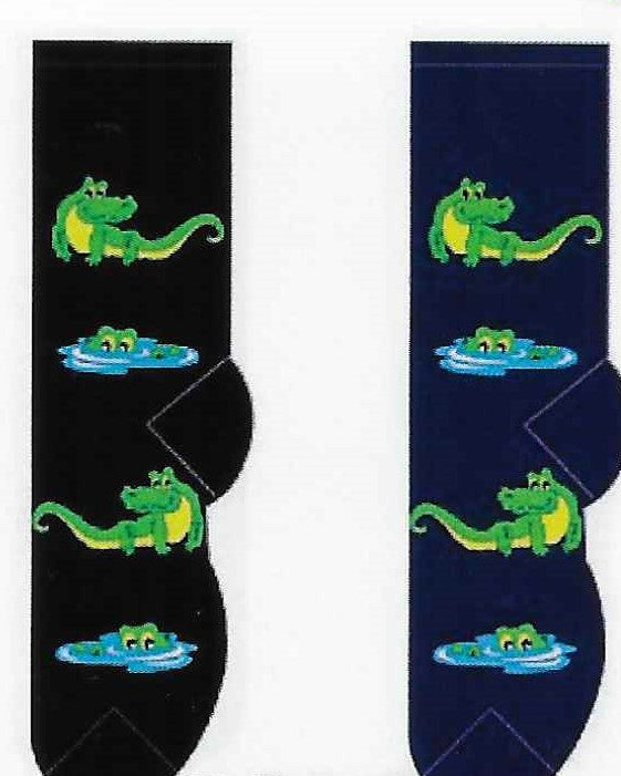 Alligator Socks   FC-46