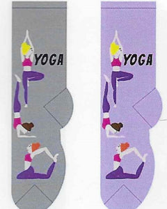 Yoga Time Socks  FC-61