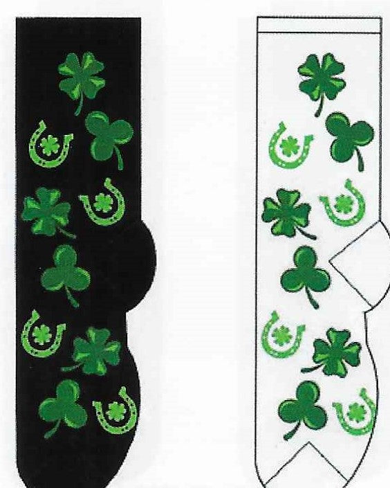Luck of the Irish Socks  FC-70