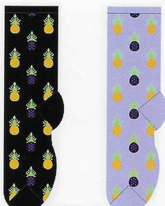 Pineapple Socks  FC-82