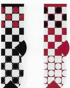 Checkers Socks  FC-94