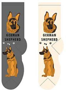 German Shepherd Socks  FCC-16