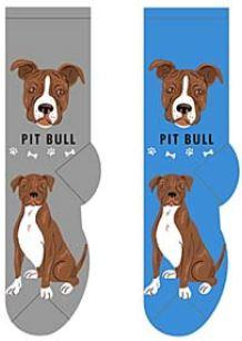 Pitbull Canine Collection Socks FCC-28