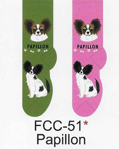 Papillon Socks   FCC-51